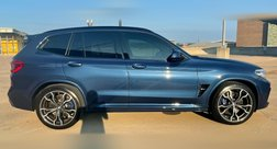 2020 BMW X3 M Competition