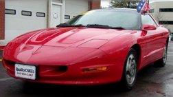 1994 Pontiac Firebird Base
