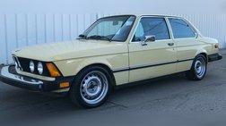1977 BMW 3 Series