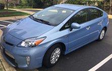 2012 Toyota Prius Advanced