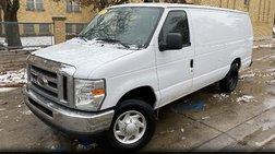 2013 Ford Econoline Cargo Van E-350 Super Duty Ext Recreational