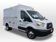 2018 Ford Transit Cutaway 350 HD