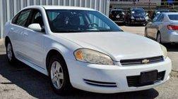 2010 Chevrolet Impala LS