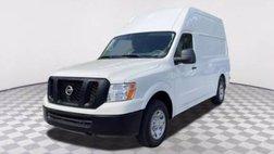 2020 Nissan NV Cargo 2500 HD SV