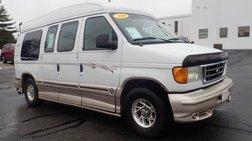 2003 Ford Econoline Cargo Van E-150 RECREATIONAL