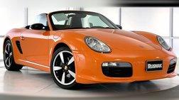 2008 Porsche Boxster Limited Edition