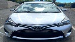 2015 Toyota Yaris L 3-Door AT