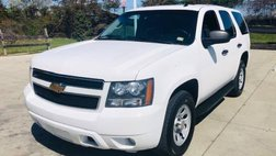 2013 Chevrolet Tahoe Fleet