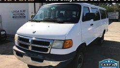 2002 Dodge Ram Wagon 3500 Maxi