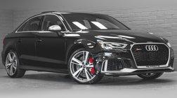 2017 Audi RS 3 2.5T quattro