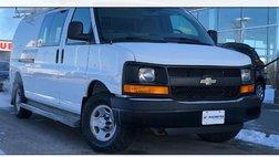 2015 Chevrolet Express Cargo Van 3500
