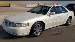 2002 Cadillac Seville STS