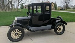 1917 Ford 1917 FORD MODEL T COUPE