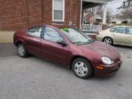 2002 Dodge Neon SE