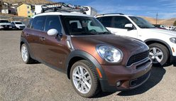 2013 MINI Countryman Cooper S ALL4