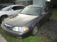 2001 Mazda 626 ES