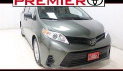 2019 Toyota Sienna L 7-Passenger