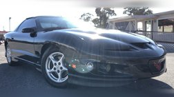 2002 Pontiac Firebird Base