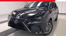2018 Lexus NX 300 300