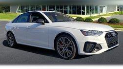 2021 Audi S4 3.0T quattro Prestige