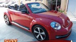 2013 Volkswagen Beetle Turbo 60s Edition
