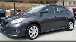 2010 Toyota Matrix Base
