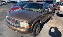 2002 GMC Sonoma SLS