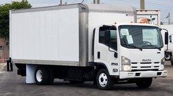 2013 Isuzu 16' Dry Box Truck with 1500 Lbs Lift gate