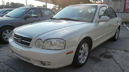 2005 Kia Optima 4dr Sdn LX Auto V6