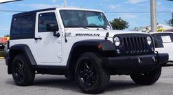2016 Jeep Wrangler Black Bear