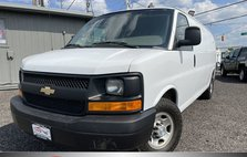 2016 Chevrolet Express Cargo Van 3500