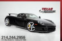 2005 Porsche Carrera GT Base
