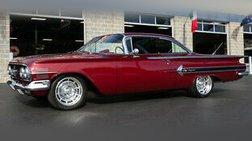1960 Chevrolet Impala $400k Invested