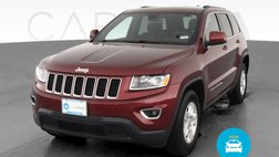 2016 Jeep Grand Cherokee Laredo E