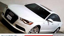 2013 Audi A6 3.0T quattro Premium Plus
