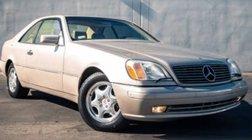 1997 Mercedes-Benz S-Class S 500