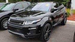 2016 Land Rover Range Rover Evoque Coupe SE Premium