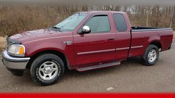 1998 Ford F-150 Long Bed