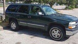 2004 Chevrolet Tahoe C1500