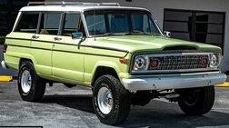 1979 Jeep Wagoneer LS Swap