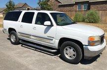 2001 GMC Yukon XL K2500