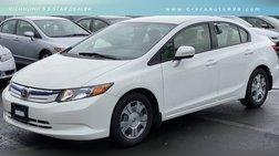 2012 Honda Civic Hybrid Hybrid