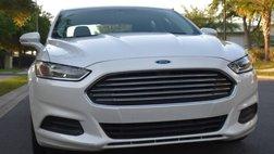2016 Ford Fusion Hybrid SE