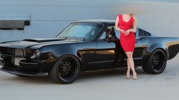 1965 Ford Mustang Widebody Pro Touring Show Car