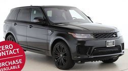 2020 Land Rover Range Rover Sport P525 Autobiography