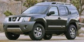 2005 Nissan Xterra Off-Road