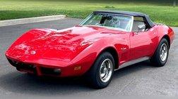 1975 Chevrolet Corvette Stingray Base