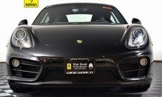2016 Porsche Cayman Base