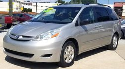 2007 Toyota Sienna LE - 8 Passenger Seating