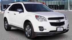 2014 Chevrolet Equinox LTZ